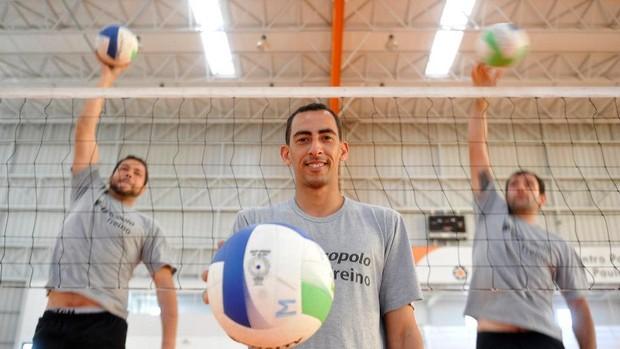 Carlos Leite vôlei piauí 3 (Foto: Agencia RBS)