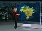 Temperaturas continuam baixas no Sul e no Sudeste do Brasil