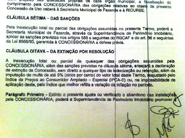 Concessão Engenhao 1 (Foto: Reprodução)