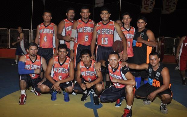 Basquete Tapajós DW Sports (Foto: José Rodrigues - TV Tapajós)