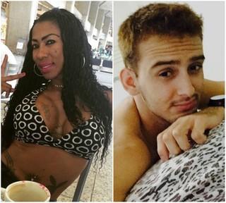 Inês Brasil e Diego Augusto (Foto: Reprodução/Instagram)