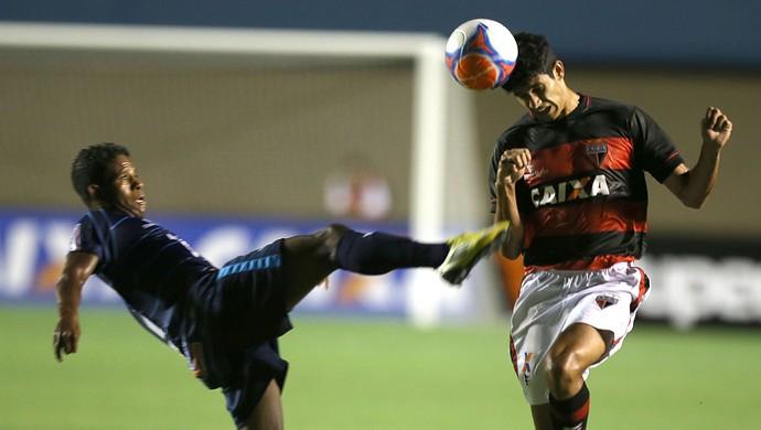 Atlético-GO x Goianésia no Serra Dourada (Foto: O Popular)