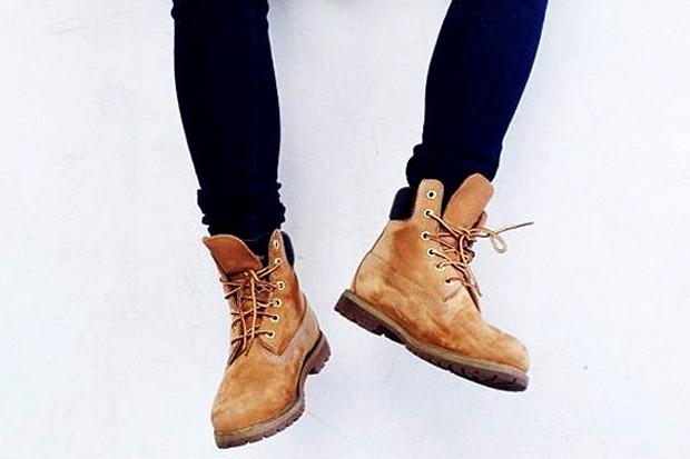 Yellow boot, hit nos anos 1990 (Foto: Reprodução/Instagram Timberland)