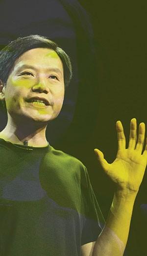 Lei Jun (Foto: Zhang Jin/Xinhua/ZUMA Wire)