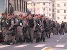 Draco faz operação em condomínio que hospeda Força Nacional no Rio