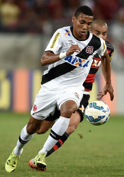 Madson Vasco x Flamengo (Foto: Getty Images)