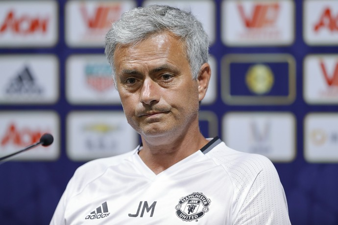 José Mourinho Manchester United coletiva (Foto: Getty Images)