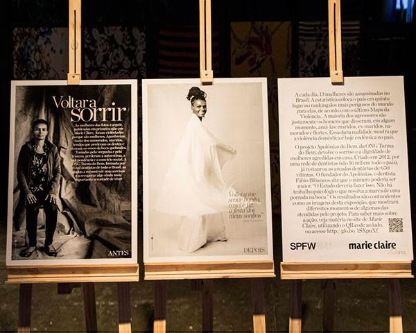 Marie Claire deu o projeto em primeira mão, na edição de dezembro de 2015 (Foto: Marcelo Spatafora)