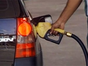 posto de gasolina abastecimento combustível (Foto: Reprodução/TV Globo)