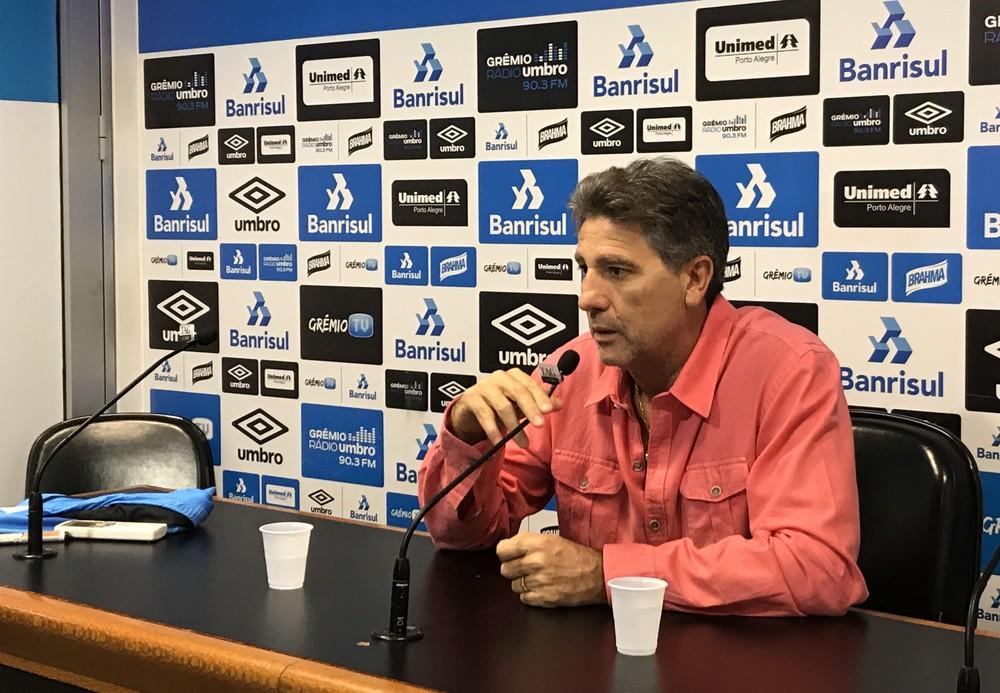 Grêmio e Vasco testam bom momento em Porto Alegre