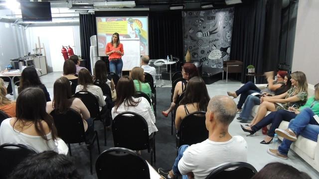 Profissionais participaram do encontro na tarde desta quinta (Foto: RBS TV/Divulgação)