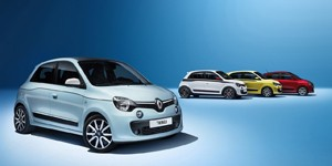Renault Twingo 2015 (Foto: Divulgação)