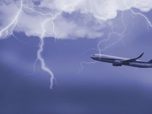 Queda do voo da AirAsia lança luz sobre a influência das condições meteorológicas adversas em acidentes aéreos (Foto: Thinkstock)