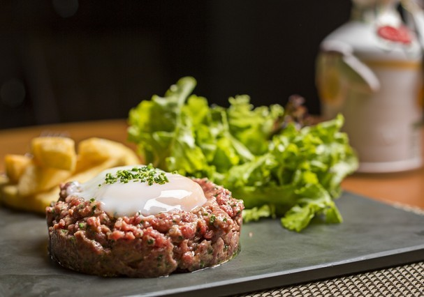 Steak Tartare (Foto: Divulgação)