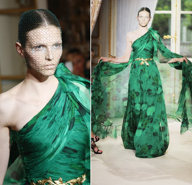 Giambattista Valli, inverno 2013 (Foto: Getty Images)