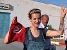 Tunisiana Amina deixa Femen e acusa grupo de 'islamofobia'