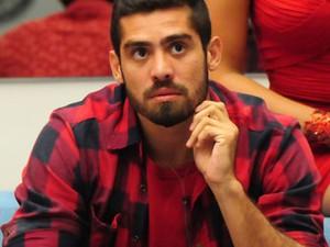 Yuri Fernandes, de Goiás, participante do BBB 12 (Foto: Reprodução/TV Globo)