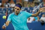 Ap�s temporal em NY, Federer arrasa Granolles e est� nas oitavas de final