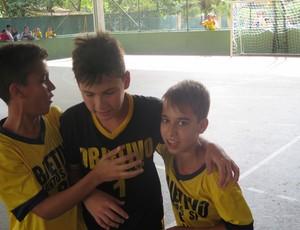 9d40f0dd5a Conheça personagens importantes da Copa TV Tribuna de Futsal Escolar