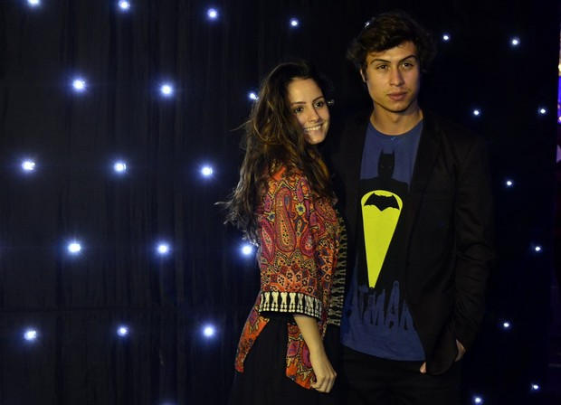 Amanda Godoy e Francisco Vitti  (Foto: RobertoTeixeira / Ego)