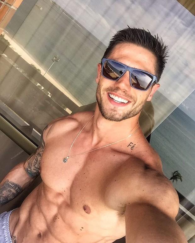 Jonas Sulzbach (Foto: Reprodução / Instagram)