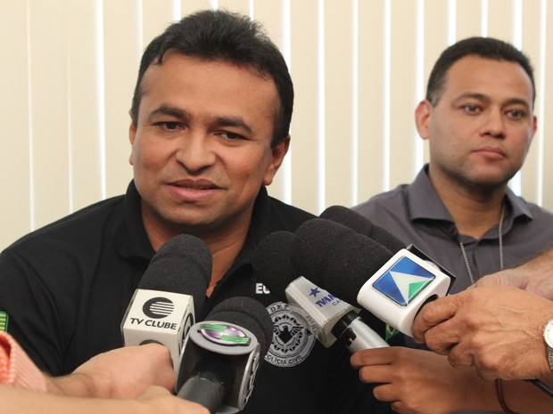 d5ad39052e Catarina CostaDo G1 PI. Fábio Abreu destacou medidas para combater a  criminalidade no estado (Foto  Catarina Costa
