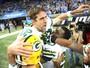 """Jogada espetacular no fim sela virada dos Packers em Detroit: """"Miraculoso"""""""