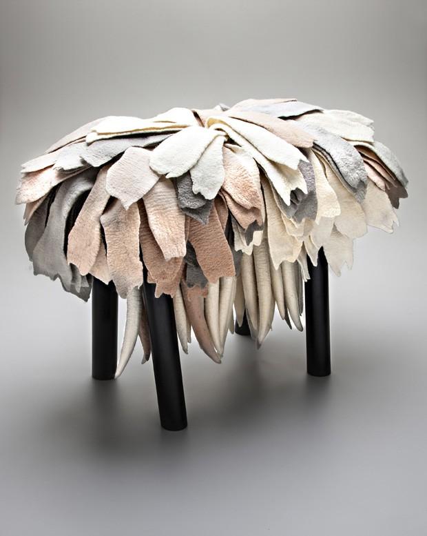 A designer Ines Schertel ganha sua primeira exposição individual (Foto: Divulgação)