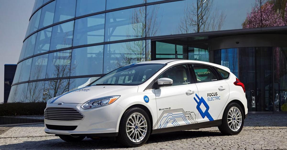 Ford vai lançar três carros elétricos no mercado Europeu em 2014