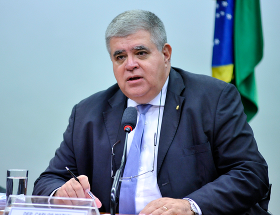 O deputado Carlos Marun (Foto:  Gilmar Felix/Agência Câmara)
