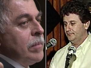 GNews - Divulgados áudios de depoimentos de Paulo Roberto Costa e Alberto Youssef à PF (Foto: Arte sobre reprodução GloboNews)