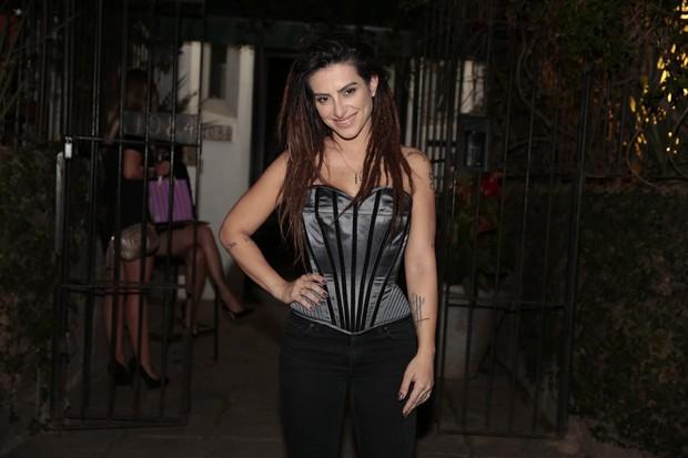 Cleo Pires (Foto: Felipe Panfili/AgNews)