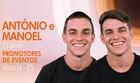 Conheça os gêmeos Antônio e Manoel (divulgação)