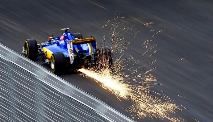 Felipe Nasr GP da Europa (Foto: Divulgação)