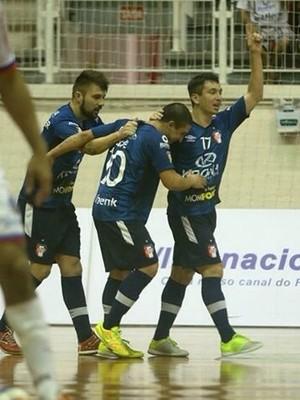 Joinville Futsal (Foto: Fabrízio Motta / Joinville Futsal)