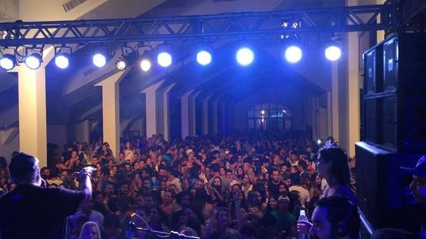 vero multishow - por do samba (Foto: divulgao)