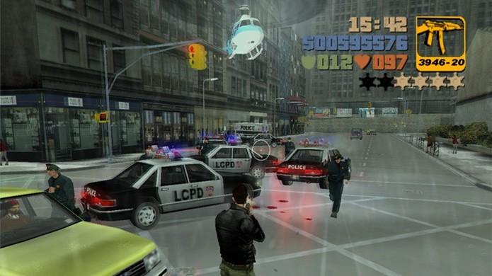 GTA 3 mudou a maré dos gráficos do PlayStation 2 para melhor (Foto: Reprodução/NeoGaf)