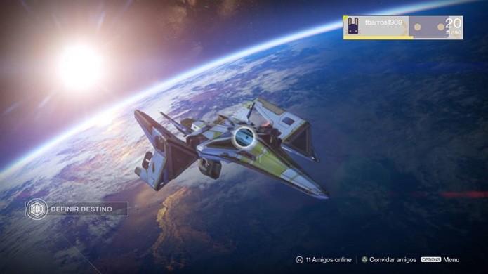 Defina o seu destino em Destiny (Foto: Divulgação)