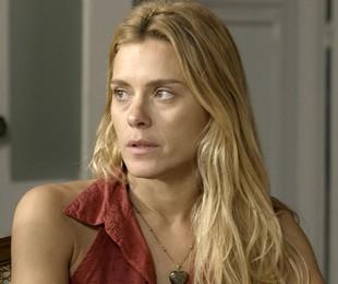 Lara contará para Dante que foi ameaçada por Gibson (TV Globo)