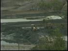 Resíduos de carvão de mineradora podem atingir 5 cidades até sexta