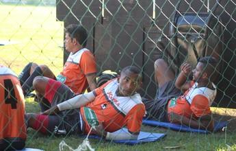 Três clubes e um salário: Fabinho se divide entre Galo, Fla-PI e Parnahyba