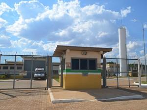 Centro de Ressocialização Cone Sul em Vilhena (Foto: Jonatas Boni/G1)