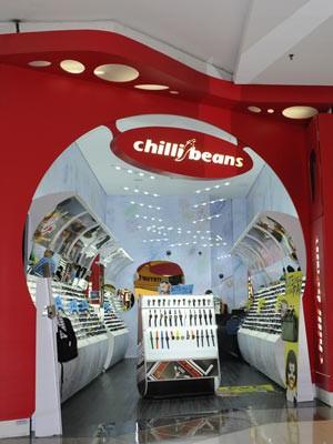22e963b03aff2 Chilli Beans conta atualmente com 450 lojas em cinco países (Foto   Divulgação)