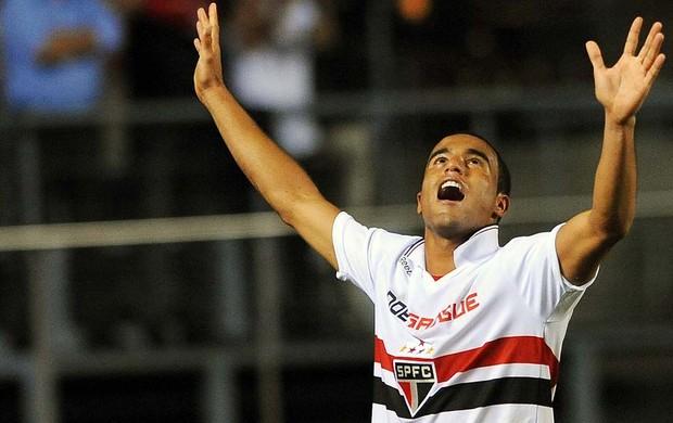 Lucas, São Paulo (Foto: Marcos Ribolli  / Globoesporte.com)