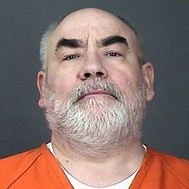 Danny Heinrich, de 53 anos, confessou ter sequestrado, abusado e matado Jacob enquanto era julgado por manter em casa uma coleção de imagens de pornografia infantil  (Foto: AP)
