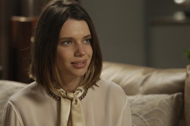 Bruna Linzmeyer, a Cibele da novela 'A força do querer' (Foto: TV Globo)