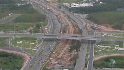 Confira mudanças no trânsito da Avenida Paralela