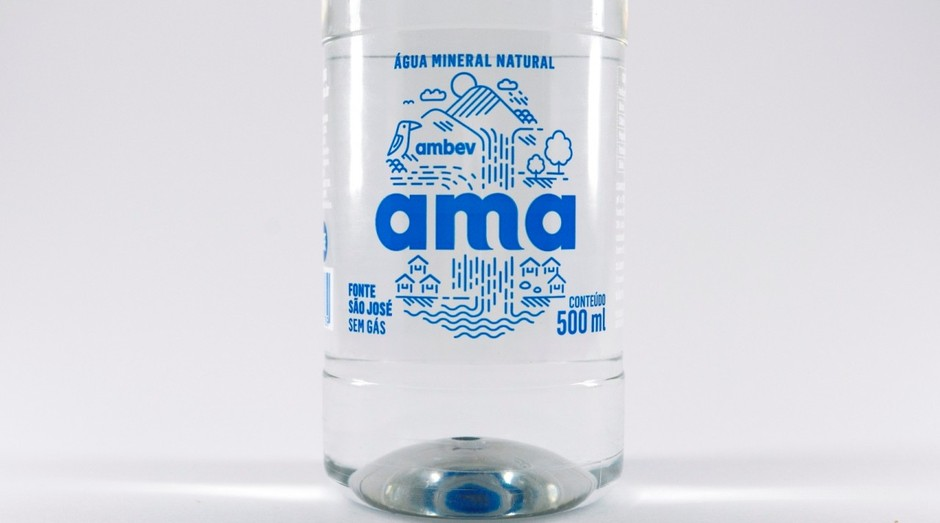 AMA água ambev (Foto: Divulgação)