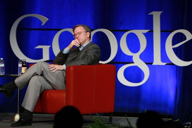 Eric Schmidt, CEO do Google (Foto: getty images)
