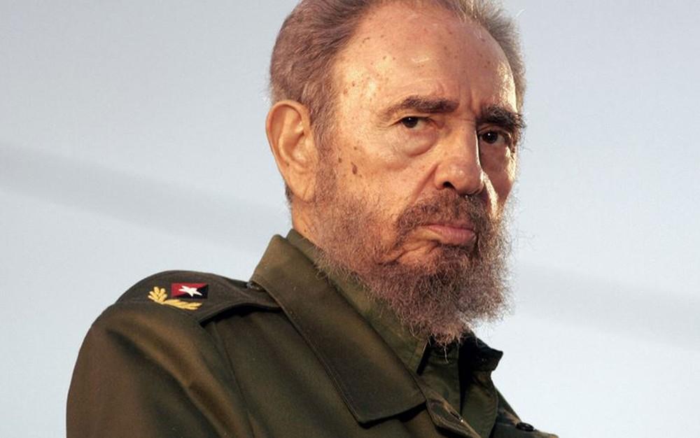 A morte do ditador comunista Fidel Castro